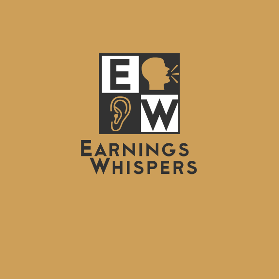 Earnings Whispers